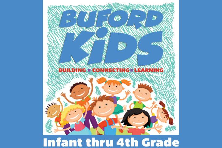 BufordKids_Infantto4thlogo